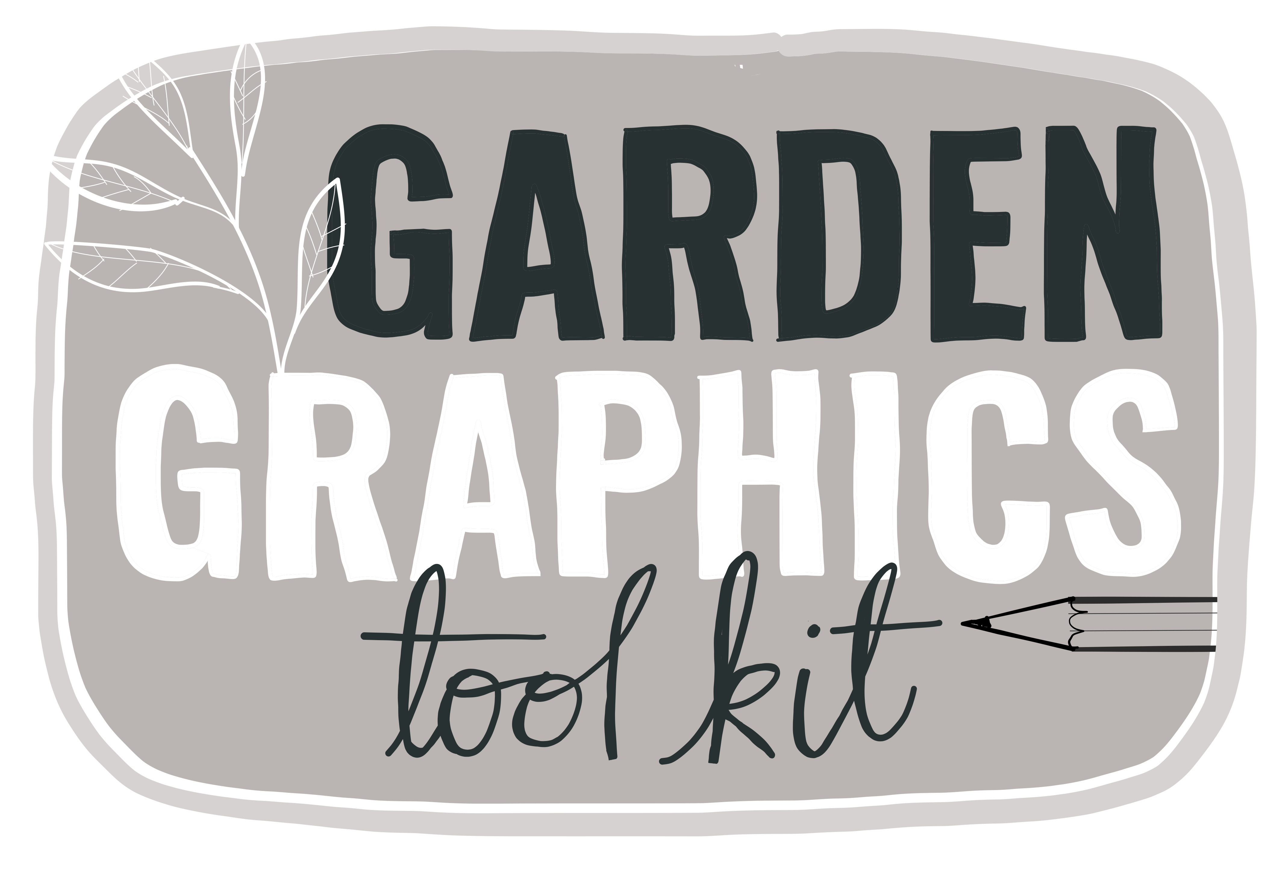 garden graphics tool kit logo