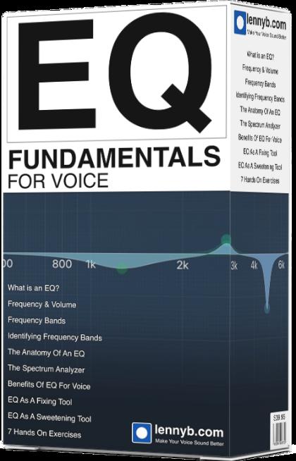 EQ Fundamentals For Voice Course