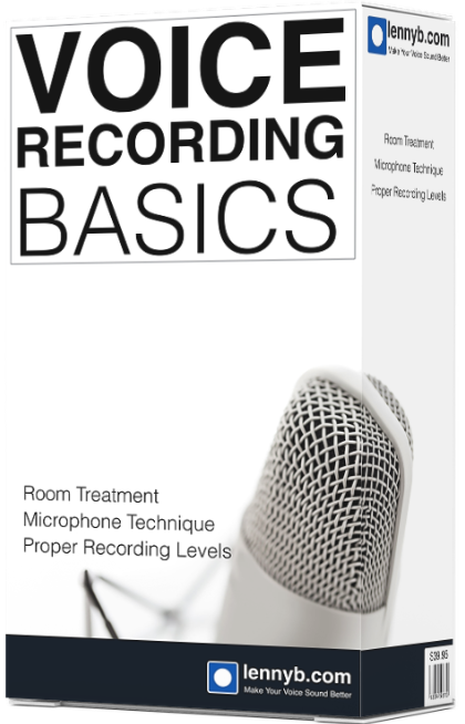 Free Voice Recordings Basics Online Course