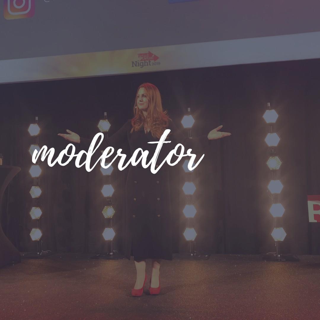 ianka fleerackers - moderator