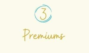 3. Premiums
