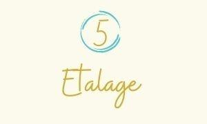 5. Etalage