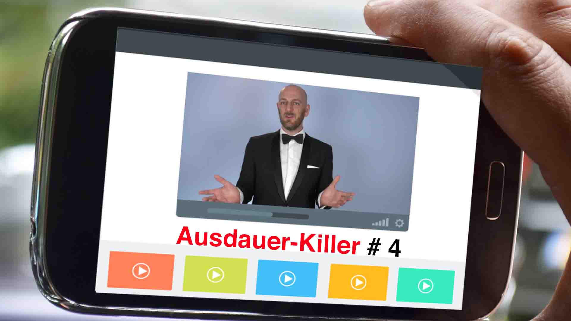 Ausdauer Killer #4
