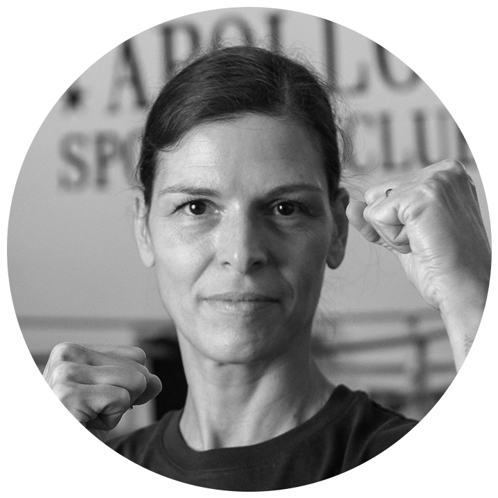 Christine Proust - Coach de Yoga en ligne pour la Récupération chez Apollo Online