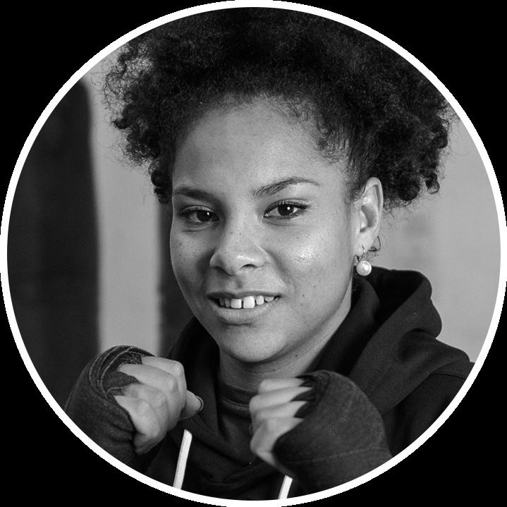 Méghane Amouri - Coach de boxe en ligne Apollo Online