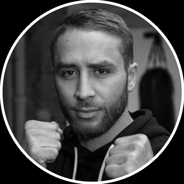 Mevy Boufoudi - Coach de boxe en ligne Apollo Online