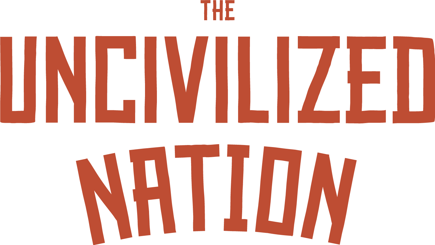 The UNcivilized Nation Logo