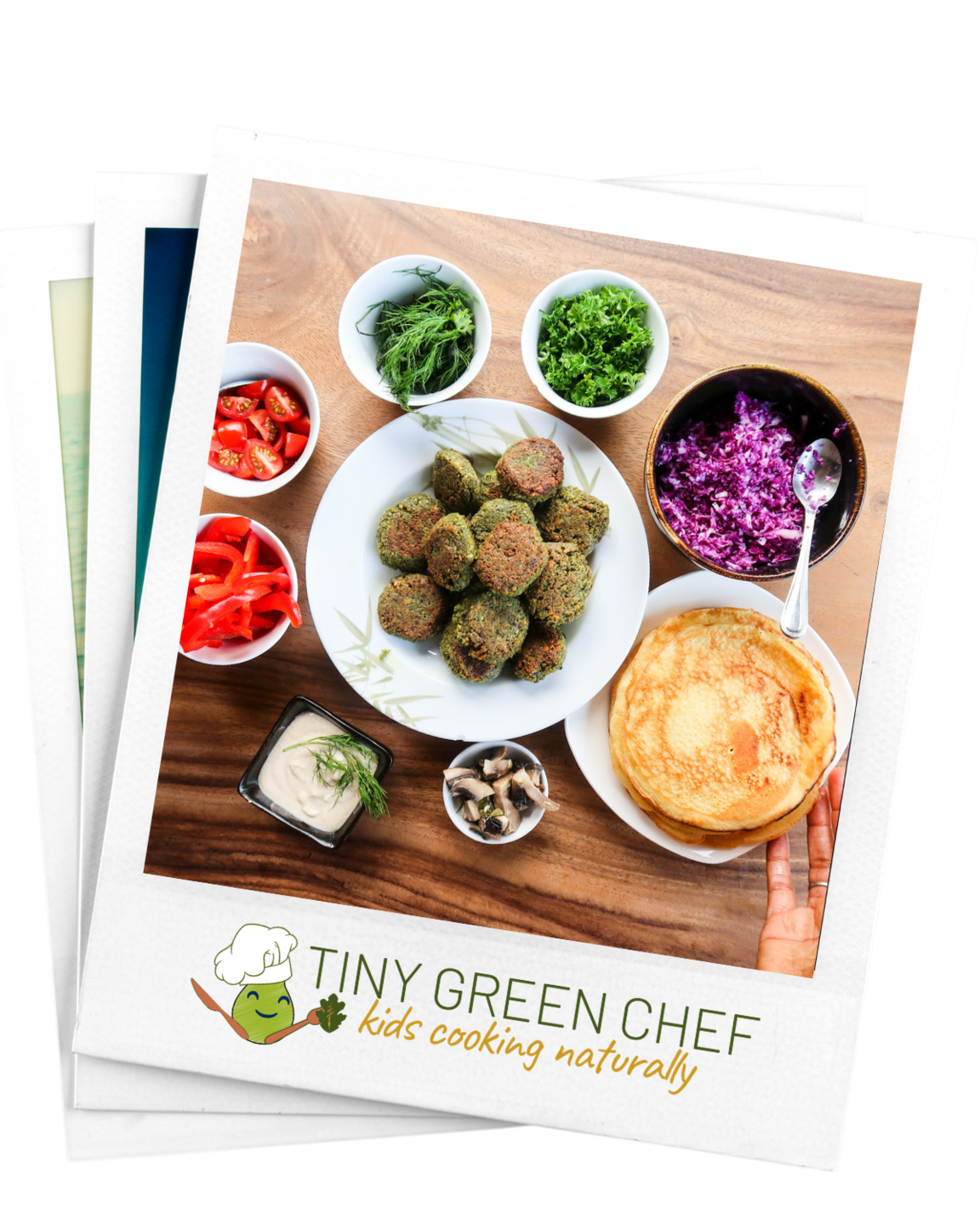 Tiny Green Chef - Kids Cooking Naturally