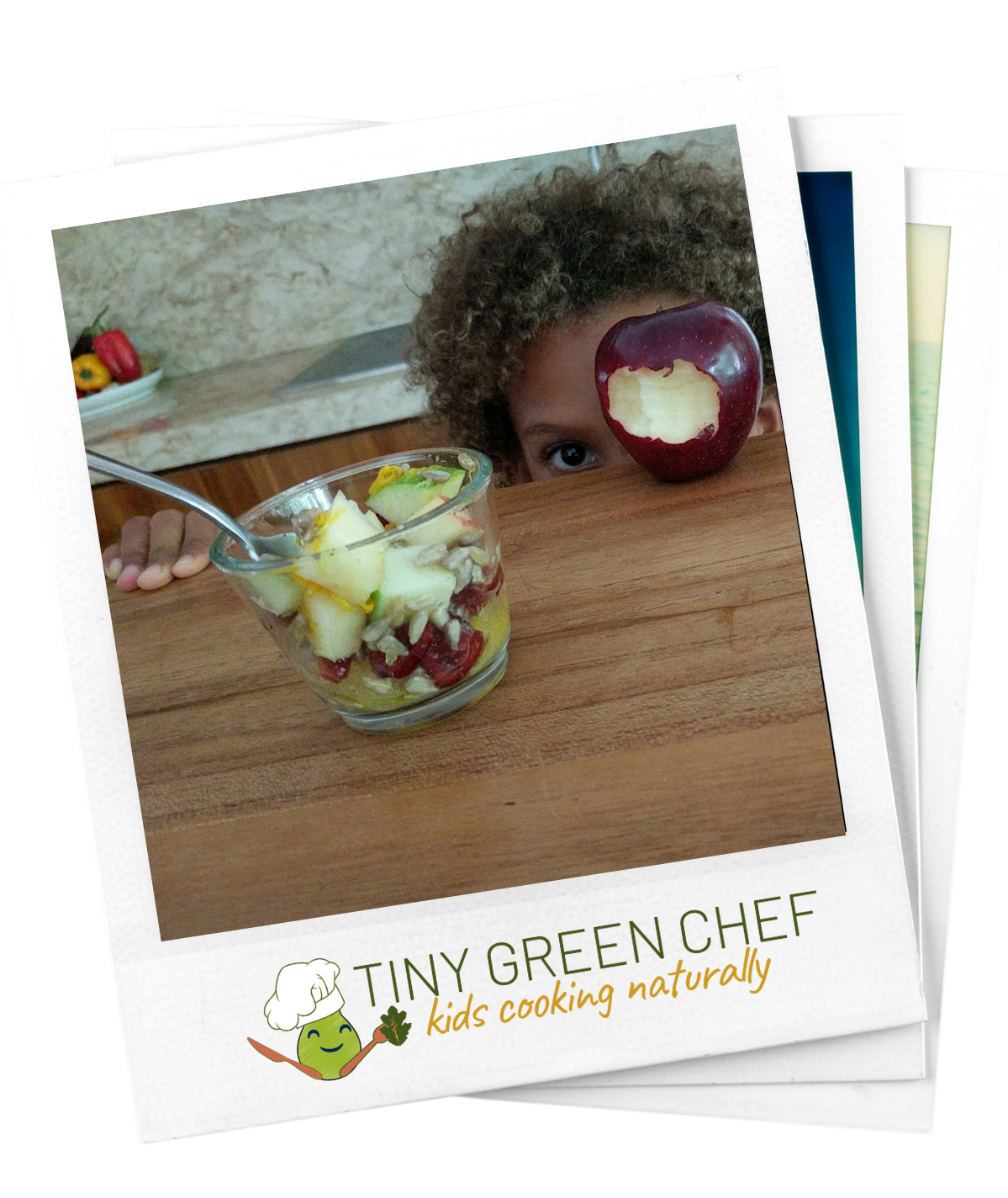 Virtual Cooking Classes for Kids - Tiny Green Chef