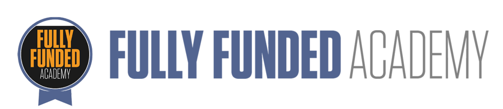 Fully Funded Academy Logo