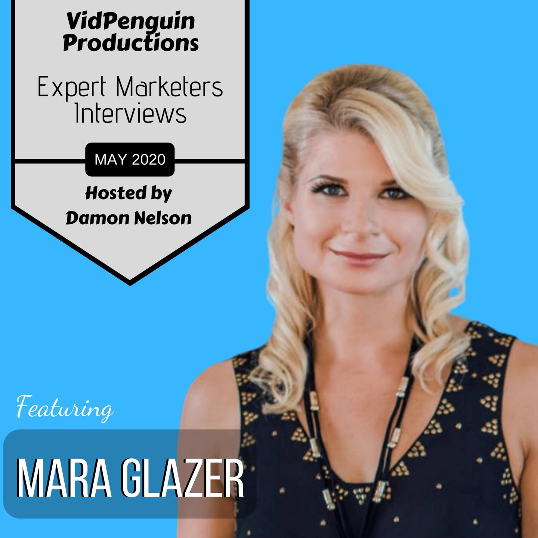 Mara Glazer interview