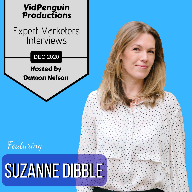 Suzanne Dibble interview
