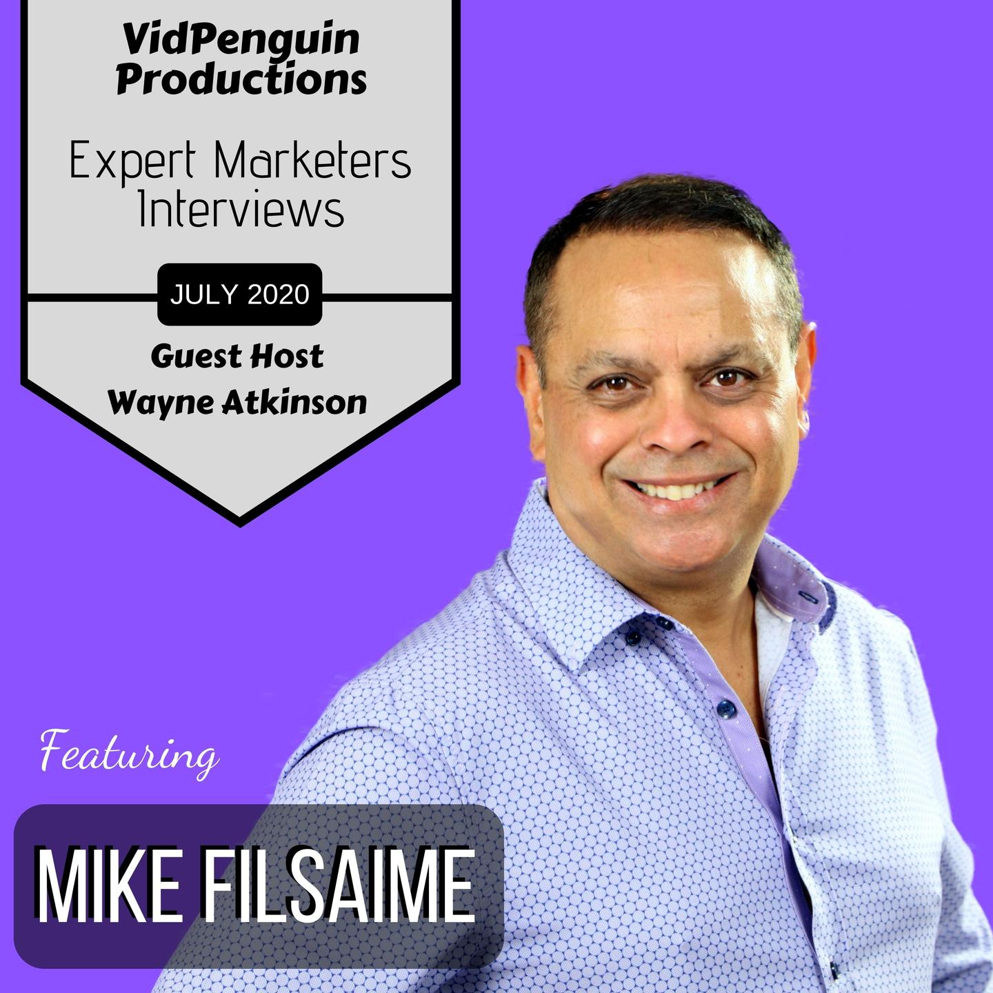 Mike Filsaime interview