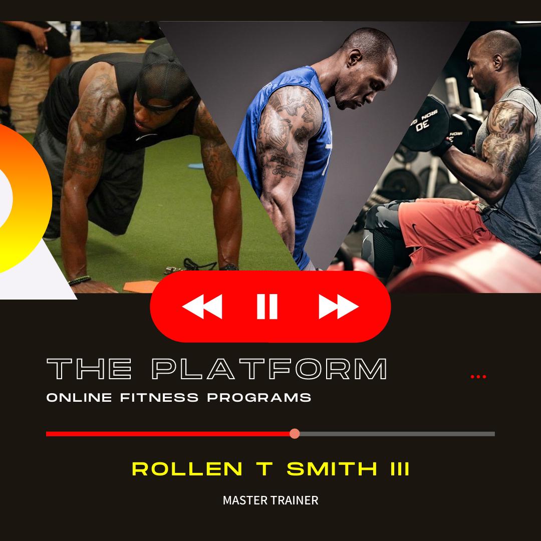 Rollen T Smith III   The Platform