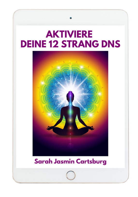 Meditation Aktiviere Deine 12 Strang-DNS