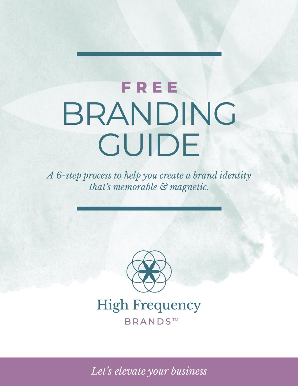 FREE Branding Guide eBook by Parallel Branding