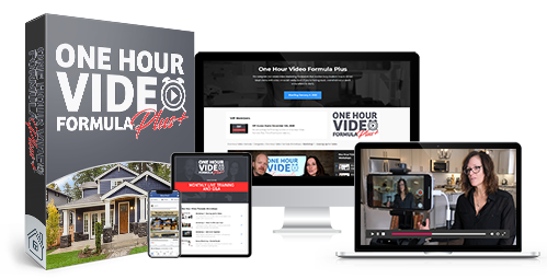 One Hour Video Formula Plus Stack