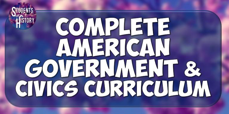 Innovative Classroom Quizlet ~ Students of civics lesson plans for american government