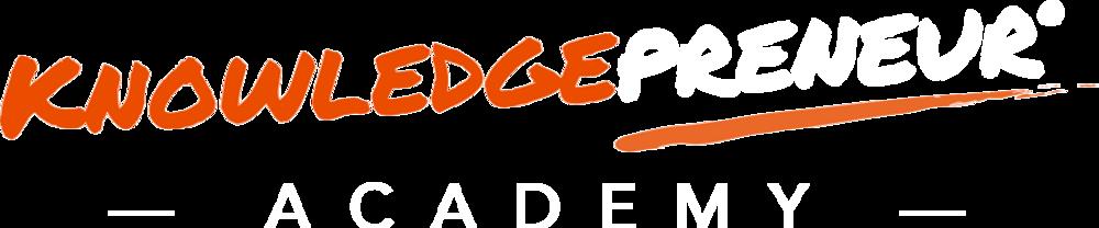 Knowledgepreneur Academy