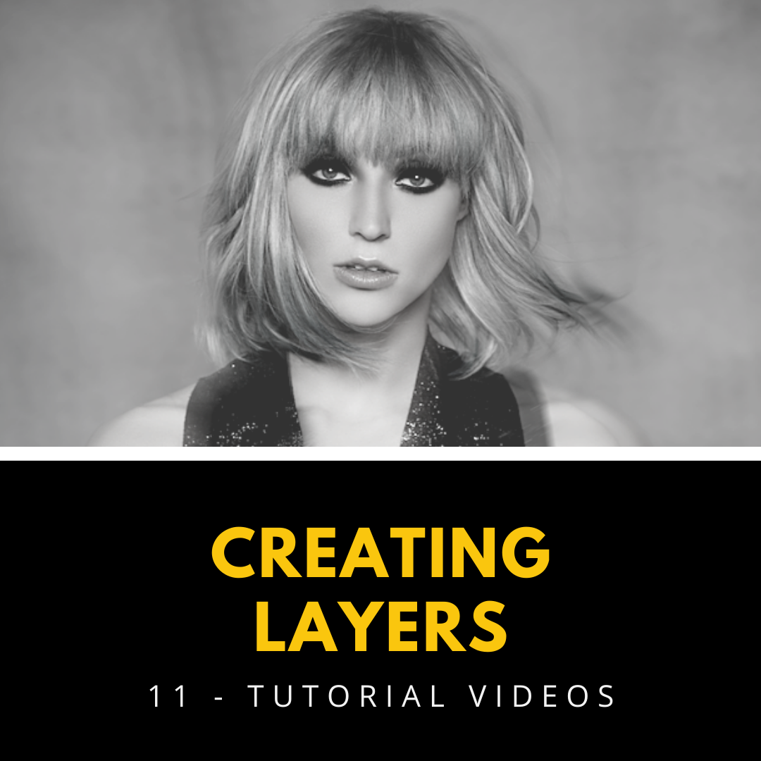 creating layers hairstyling techniques tutorial videos
