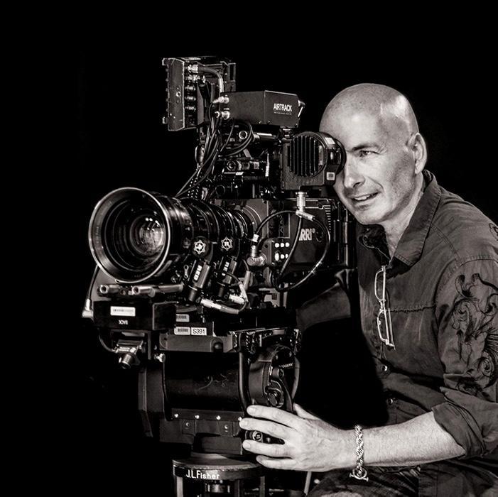 DP Alec Watson Filming with Arri