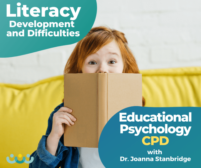 Literacy Development and Difficulties course