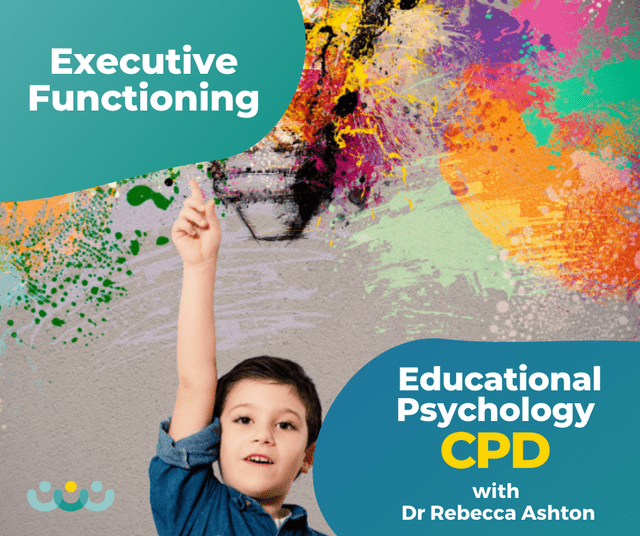 Executive Functioning course