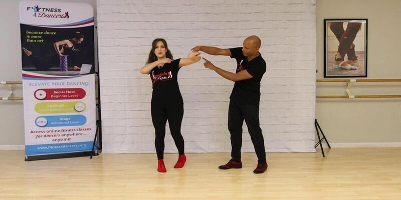 fitness for dancers