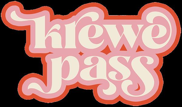 Krewe Pass Logo
