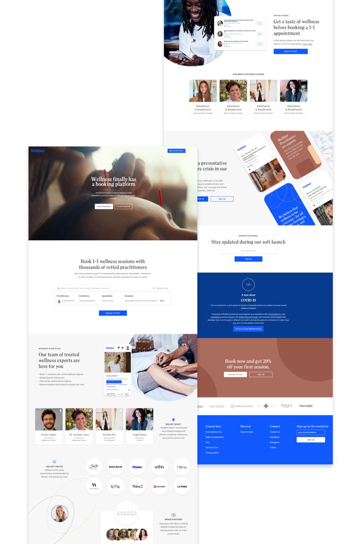 wellset website designer