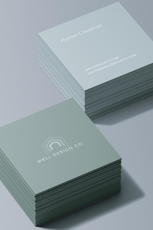 vaastu architecture vedic meditation business cards