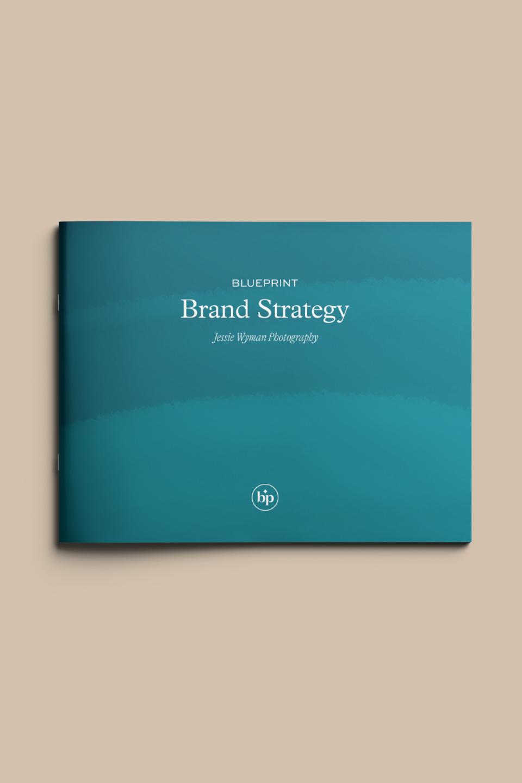 Big picture branding copywriter strategy stationery