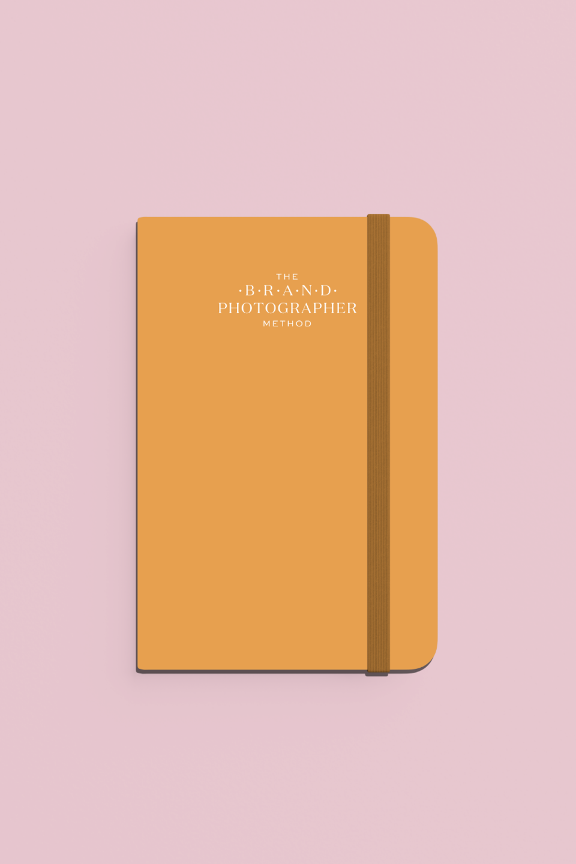 the brand photographer method workbook design
