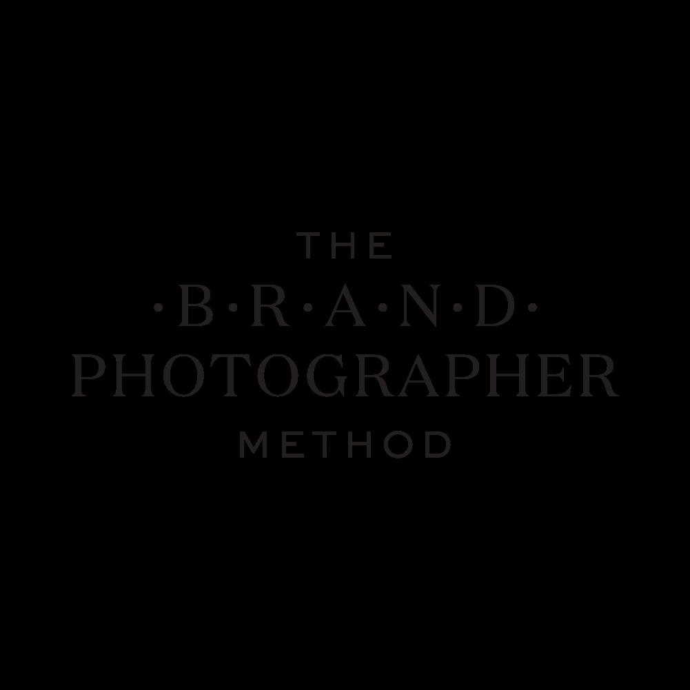 the brand photographer method logo png