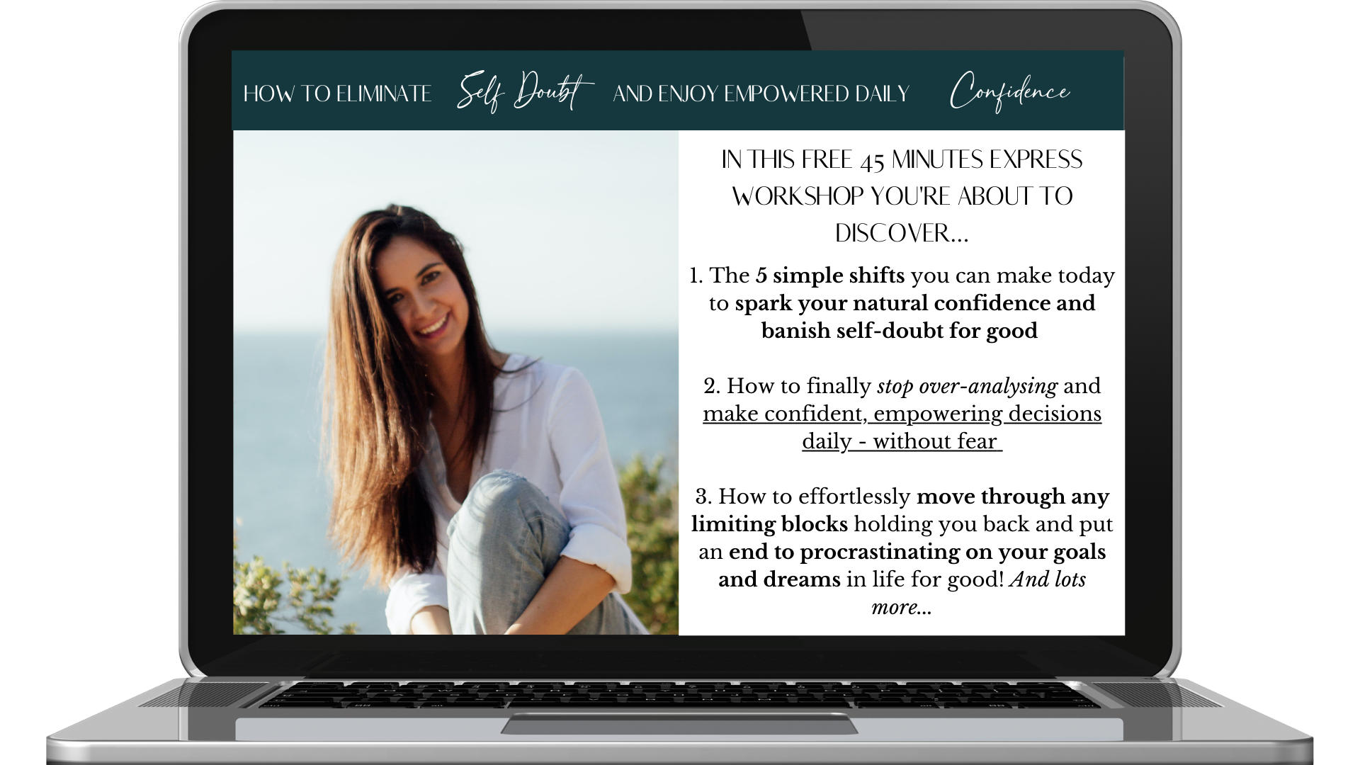 How To Eliminate Self Doubt And Enjoy Empowered Daily Confidence