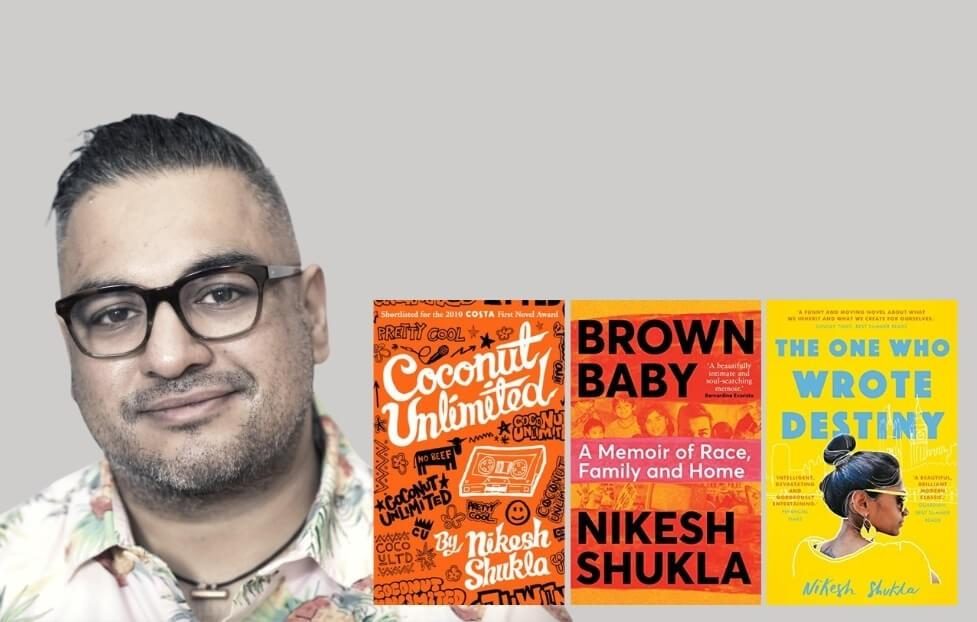 Nikesh Shukla Tutor
