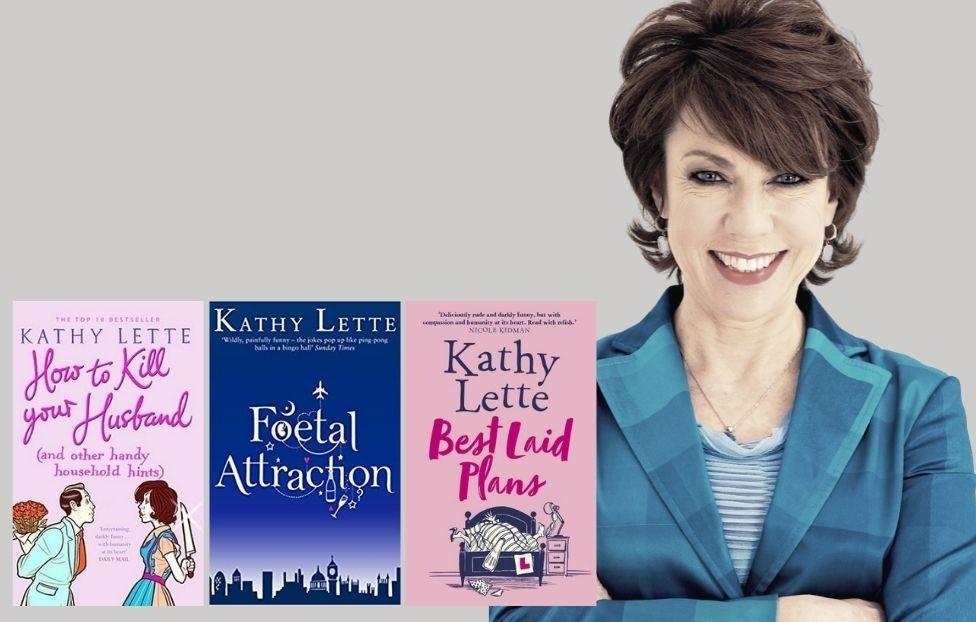 Kathy Lette tutor