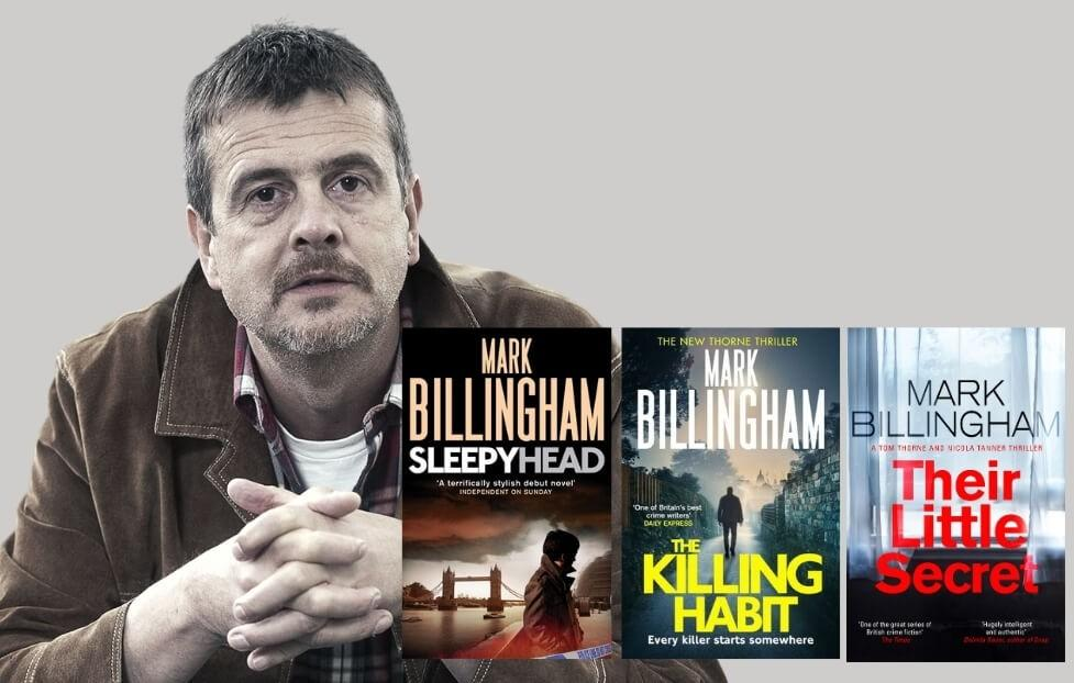 Mark Billingham Tutor