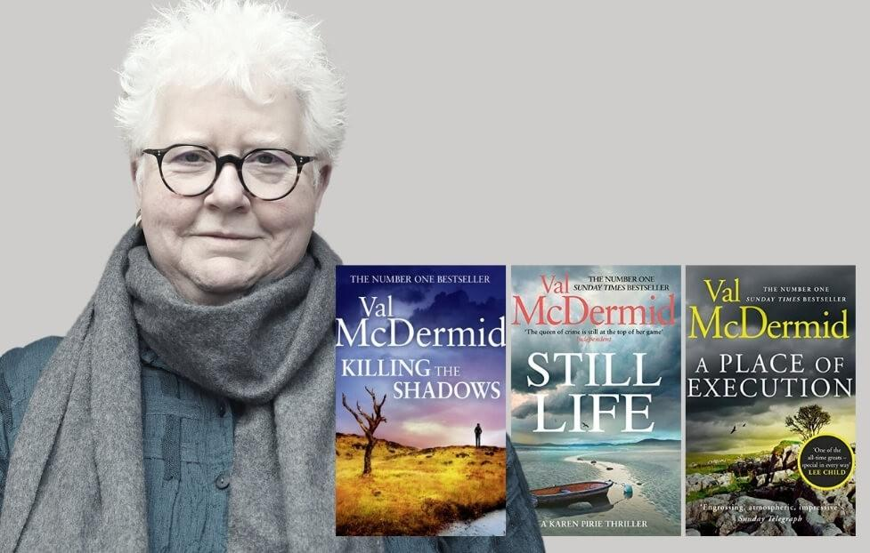 Val McDermid teaches