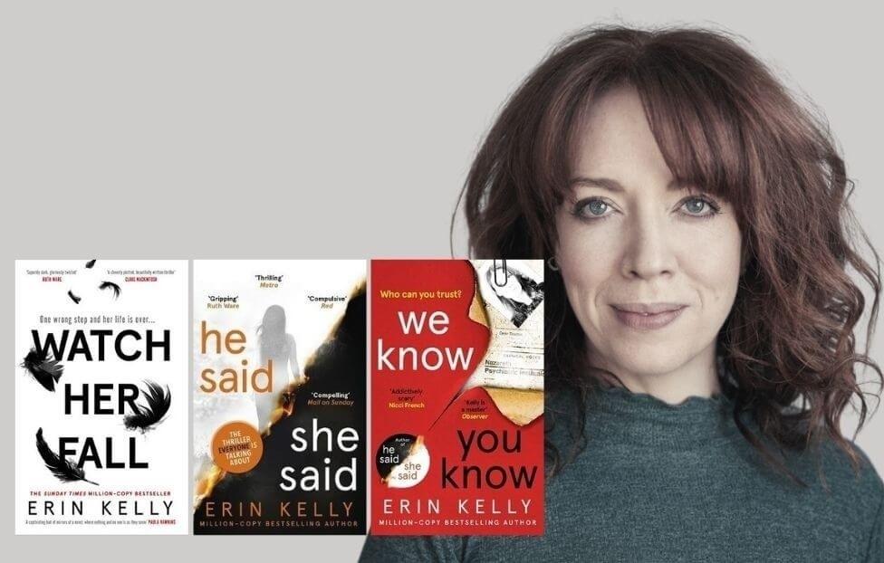 Erin Kelly  teaches