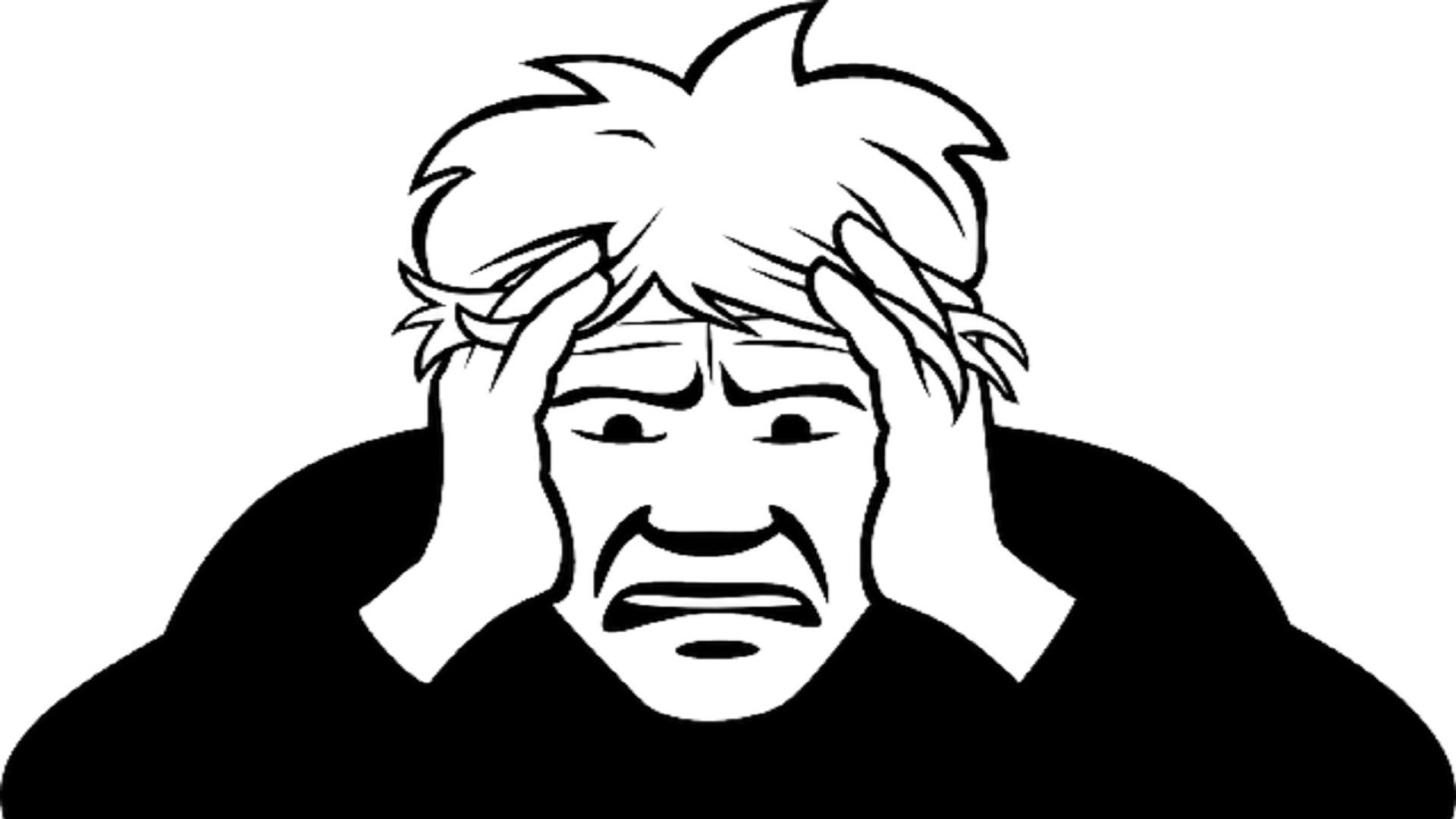 Boos worden beheersen. Anger management training