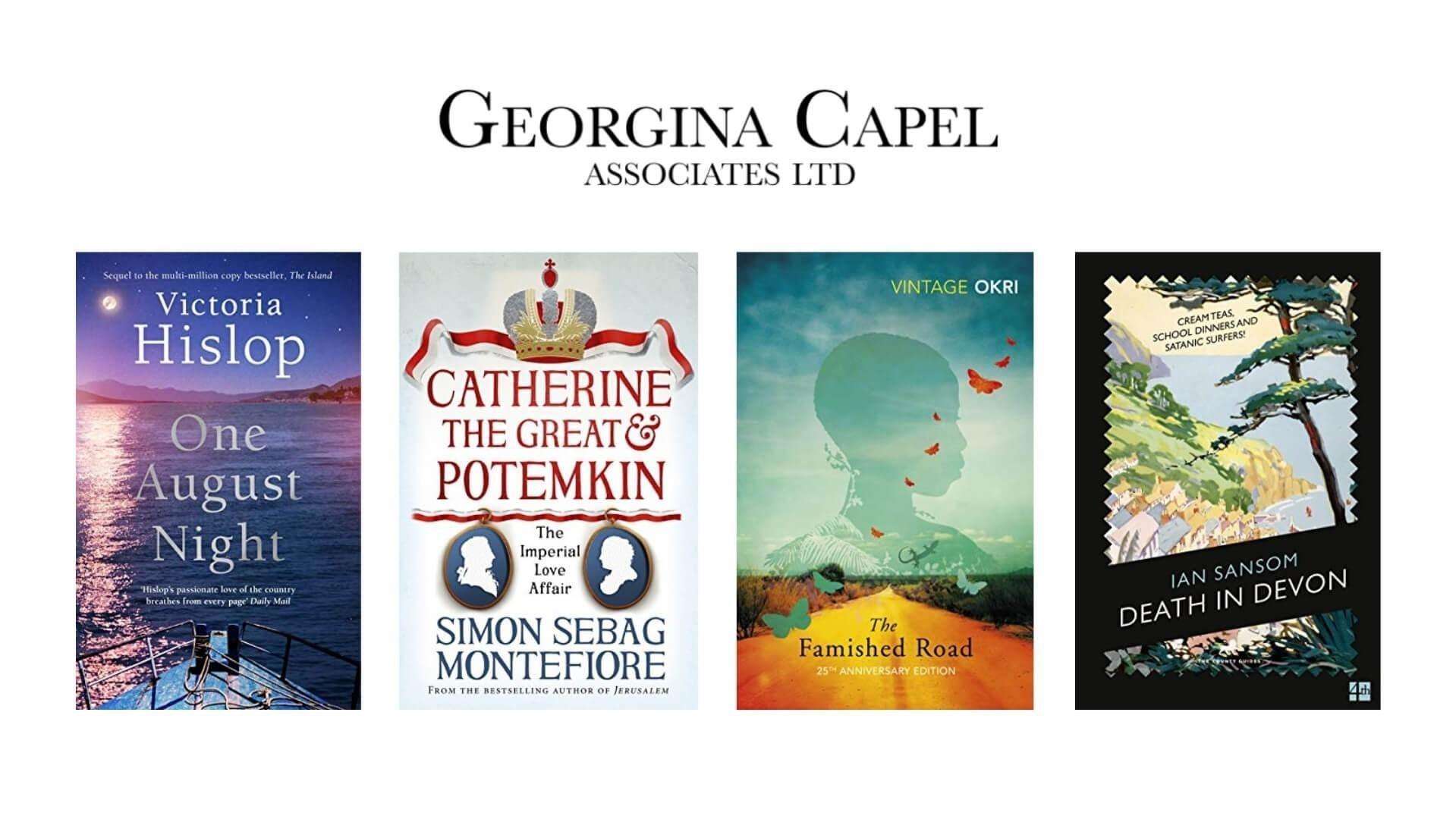 Georgina Capel Literary Agency