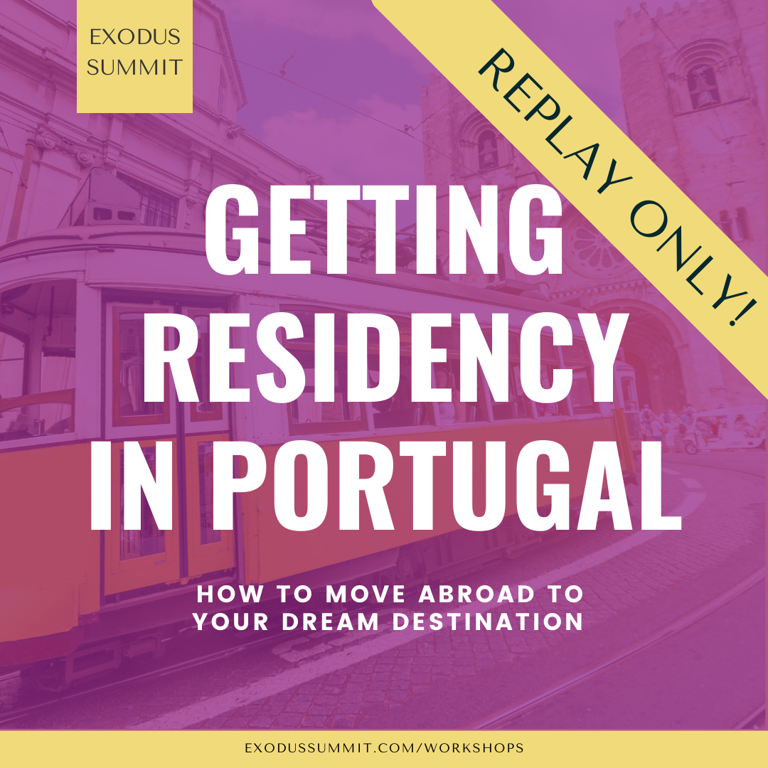 Getting residency visa in Portugal 2021
