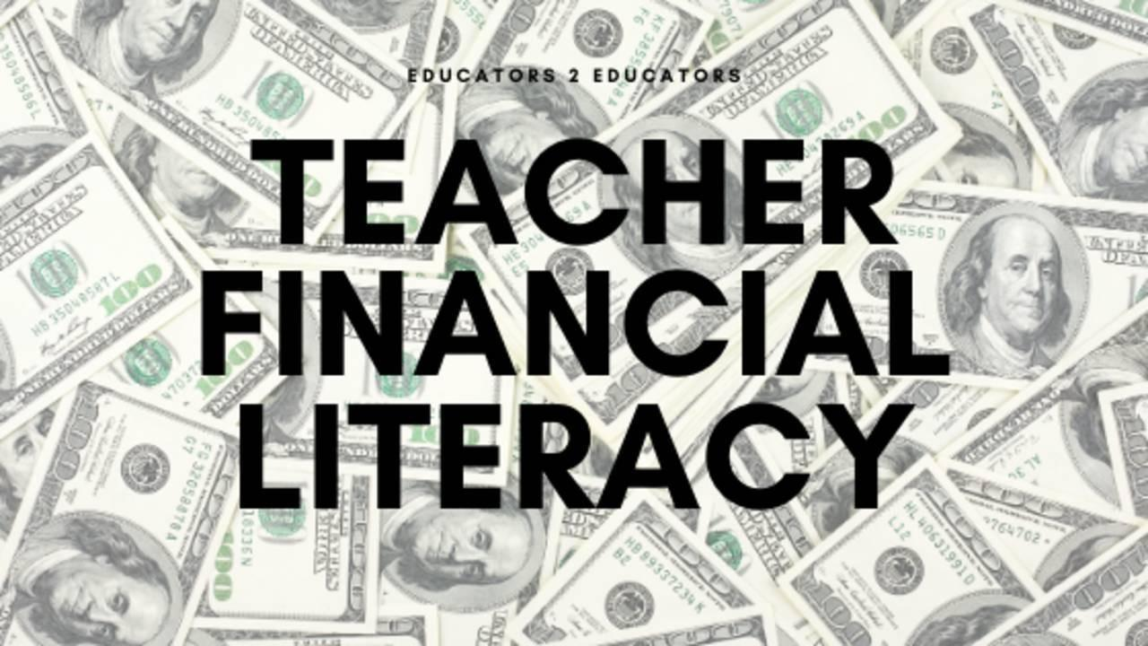 Teacher Financial Literacy