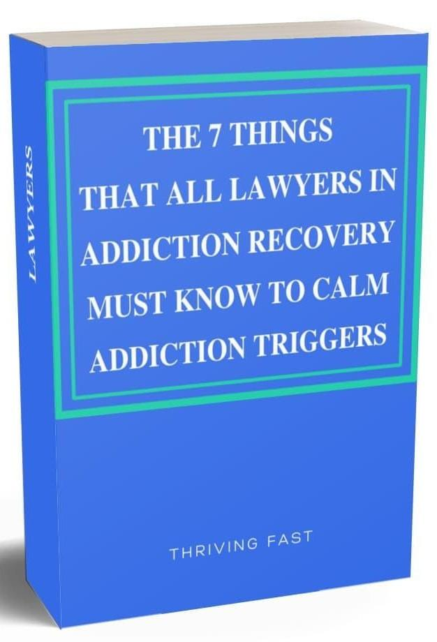 Addiction recovery resource for lawyers