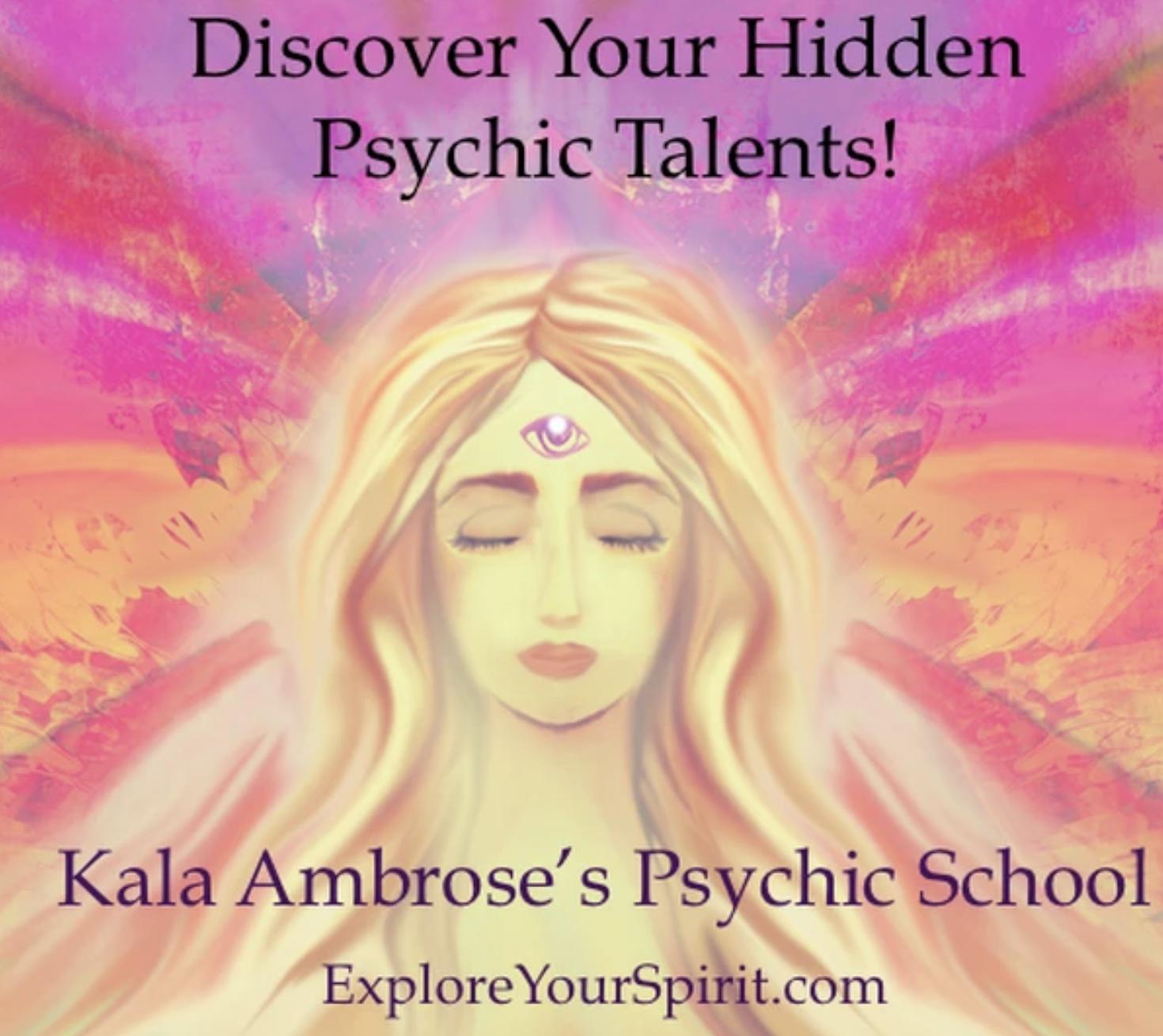 Psychic School