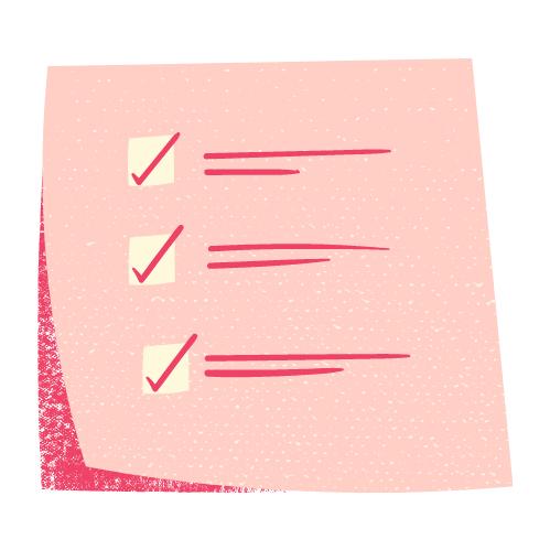 Abundance Practice Building Tasky Checklist