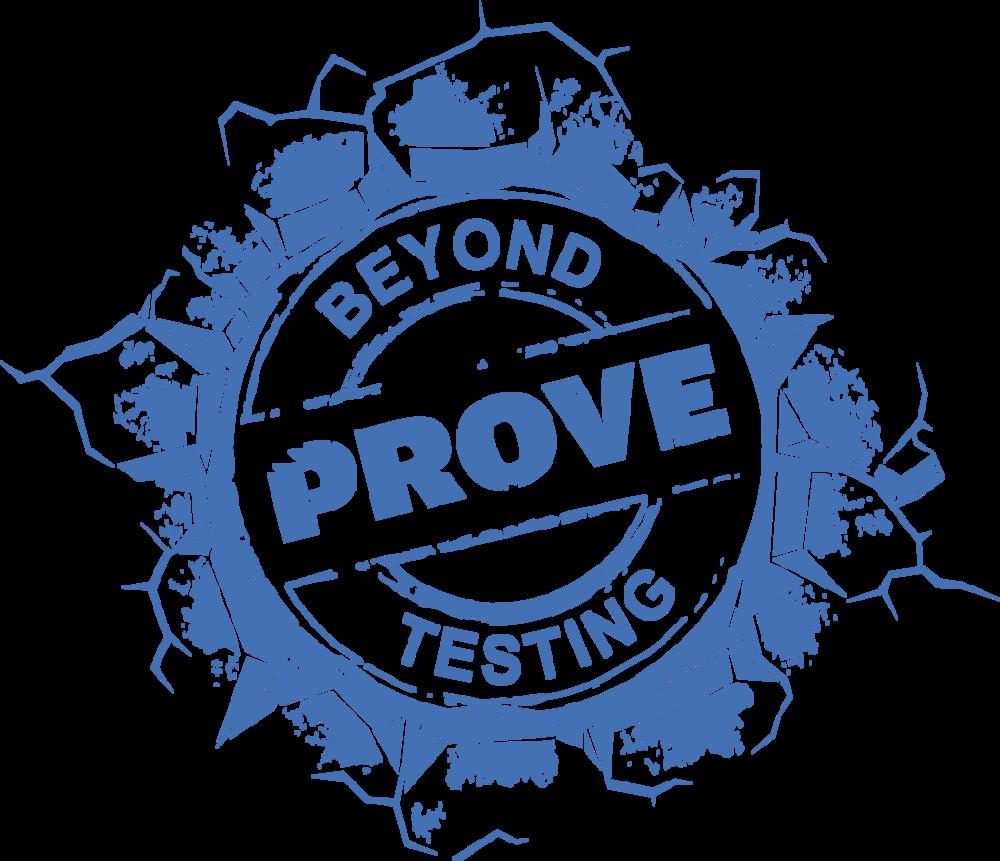 Prove & Testauskoulutus!