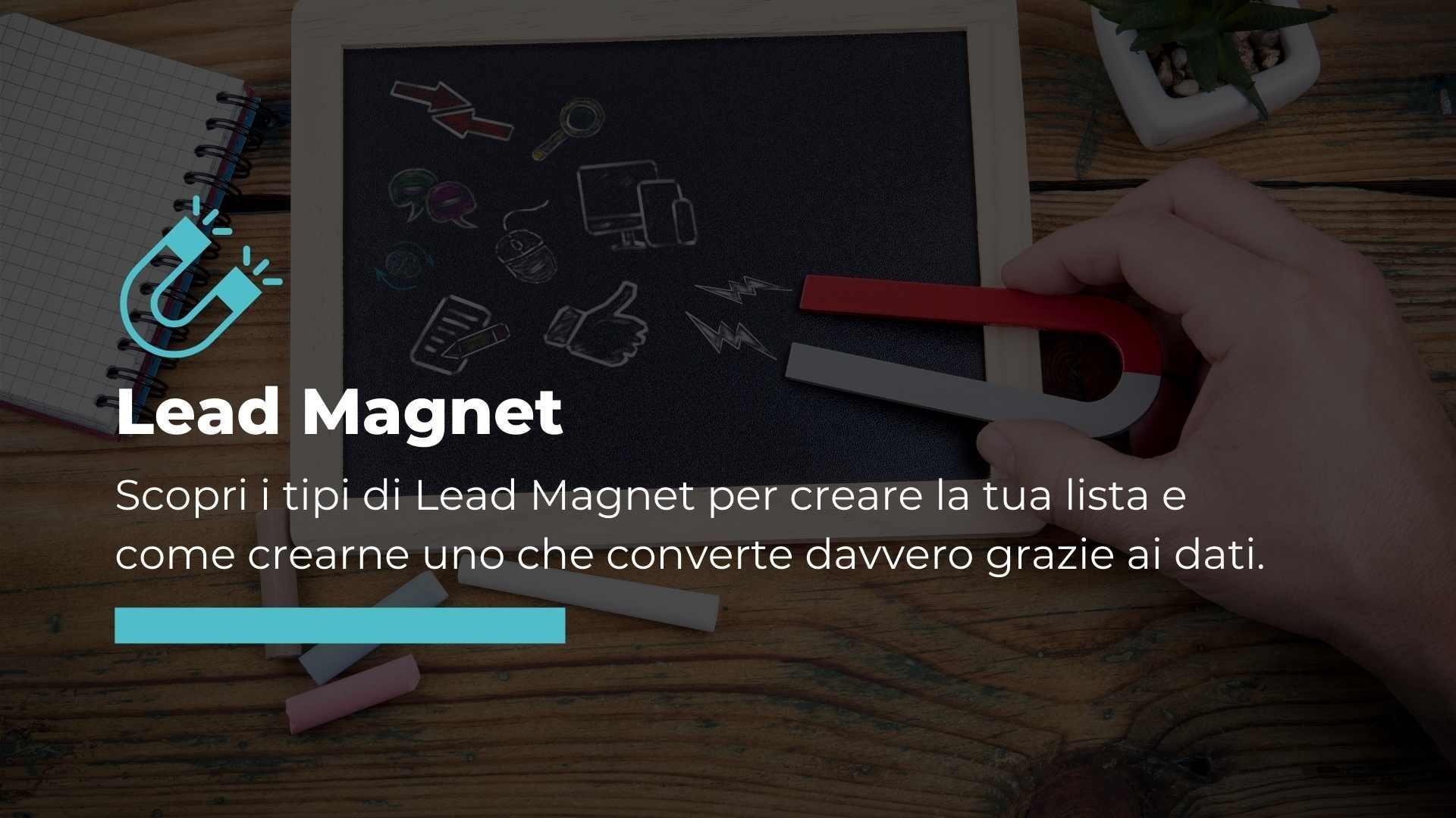 corso lead magnet