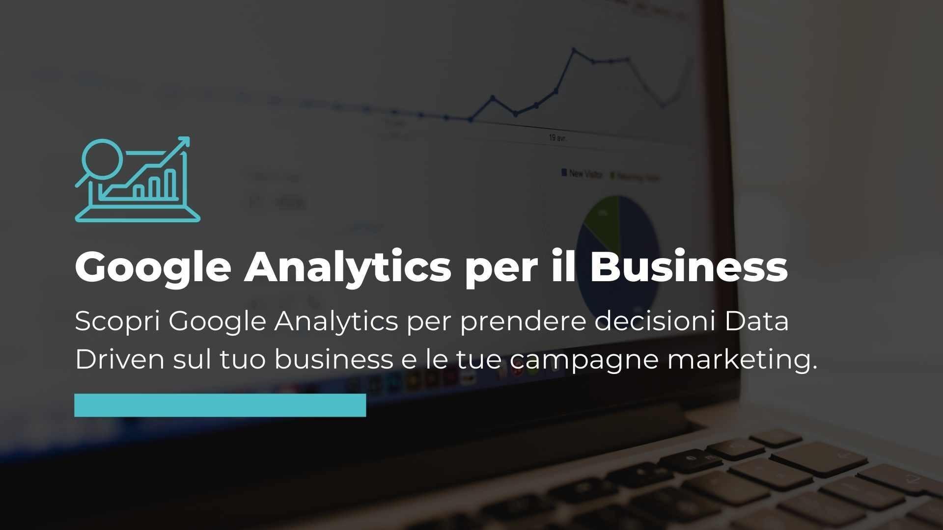 boosters - corso Google Analytics